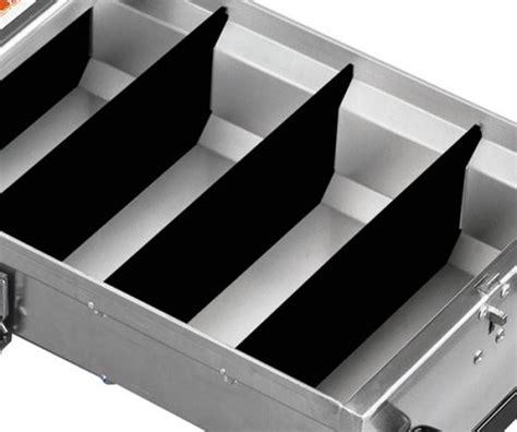 JOBOX ALUMINUM DRAWER SYSTEM PLASTIC DRAWER DIVIDERS