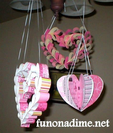 valentines decorations diy decor craft ideas