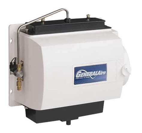 flow through humidifiers for furnace