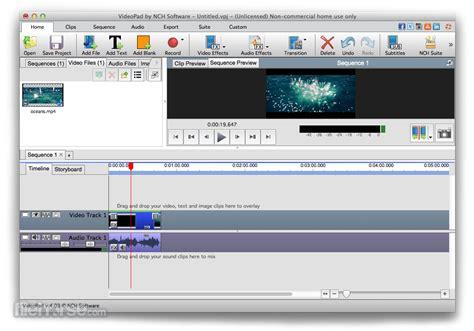 videopad video editor    mac filehorsecom