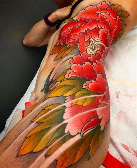 oriental flower tattoo designs best 25 japanese flower ideas on