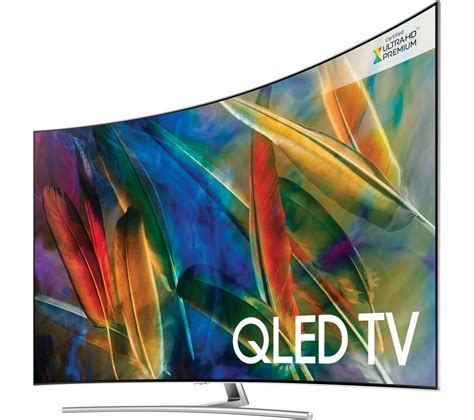 q samsung led tv buy samsung qe55q8camt 55 quot smart 4k ultra hd hdr curved qled tv free delivery currys