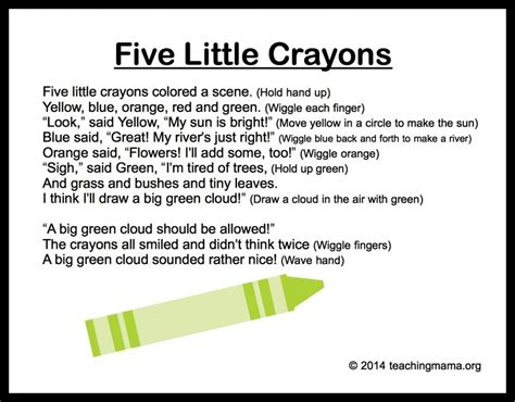 songs about color 10 preschool songs about colors classroom ideas