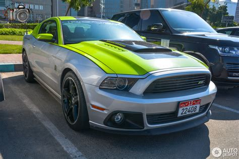 Ford Mustang Roush Stage 3 by Ford Mustang Roush Stage 3 2013 17 January 2016 Autogespot