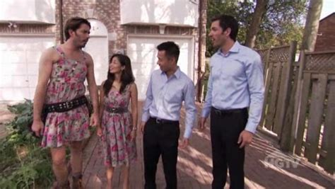 the property brothers property brothers fashion statement jonathon drew