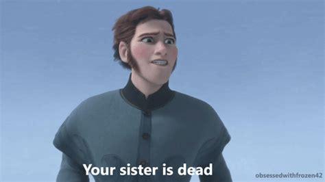アナは死んだんだァーーーーッ ハンス王子のgifアニメ アナと雪の女王 名シーンの素敵gif画像集 第5弾 イケメン naver まとめ