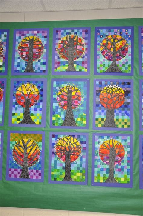 christmas gift drawing elementary school cool warm trees classroom ideas beautiful posts and trees
