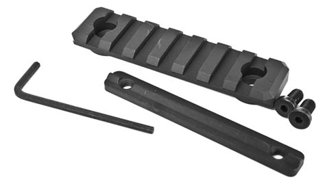 troy rail sections del ton inc ar 15 troy battle rail section 3 2 quot black