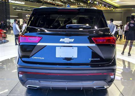 Chevrolet Ecuador 2020 by As 237 Es La Chevrolet Captiva 2020 Estreno Internacional En