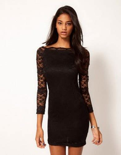 Lace Bodycon Dress Original lace bodycon dress white and black available on storenvy