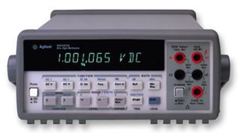 Lutron Av 102 Acv Bench Meter 1 agilent technologies 34401a multimeter ben element14 test tools