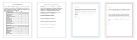 Recommendation Letter Kindergarten Student Kindergarten Recommendation Letter 5 Sles Exles Formats
