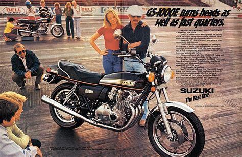 1978 Suzuki Gs1000 Suzuki Gs1000e