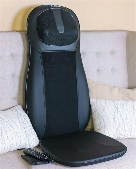 massage chair pad reviews higher massage