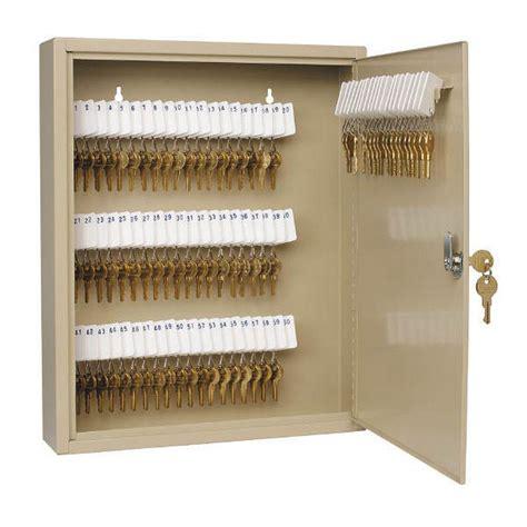 key cabinet home depot steelmaster uni tag 80 key cabinet safe sand mmf201908003