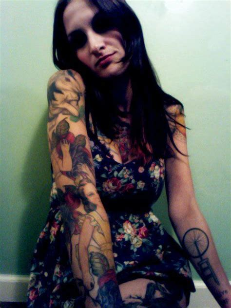 tattooed babe 43 best tattoos and images on