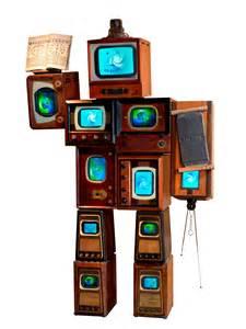 Master Cabinets Nam June Paik S Robot Dreams
