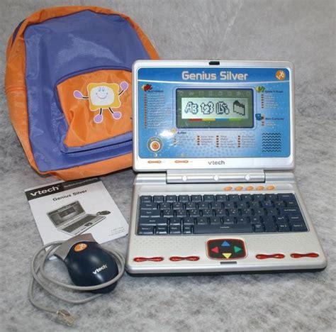 Paket Vtech lerncomputer genius gebraucht kaufen 4 st bis 70 g 252 nstiger