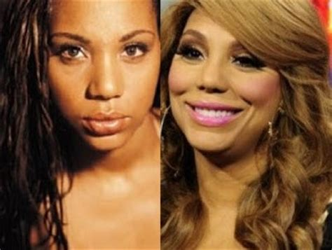tamar braxton nose job before after tamar braxton plastic surgery before and after facelift