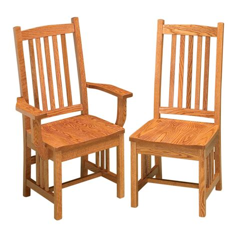 Mission Dining Chairs Mission Dining Chairs Amish Furnitu And Arts Crafts Mission Style Dining Chairs