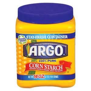 argo 100 pure corn starch from h e b instacart