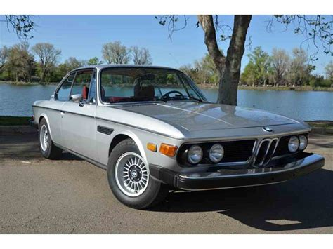 largest bmw dealer in california 1974 bmw 3 0cs for sale classiccars cc 512903