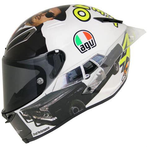 Helm Agv Gp R Tavullia agv pista gp r misano 2016 helm blues chion helmets