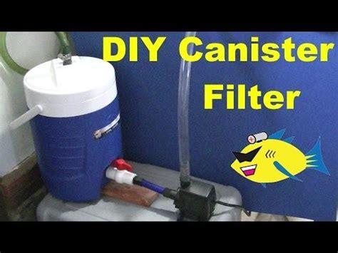Cara Membuat Filter Aquarium Diy | cara lengkap membuat sistem filter besar kolam ikan koi