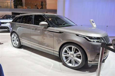 2018 range rover velar price 2018 land rover range rover velar review ratings specs