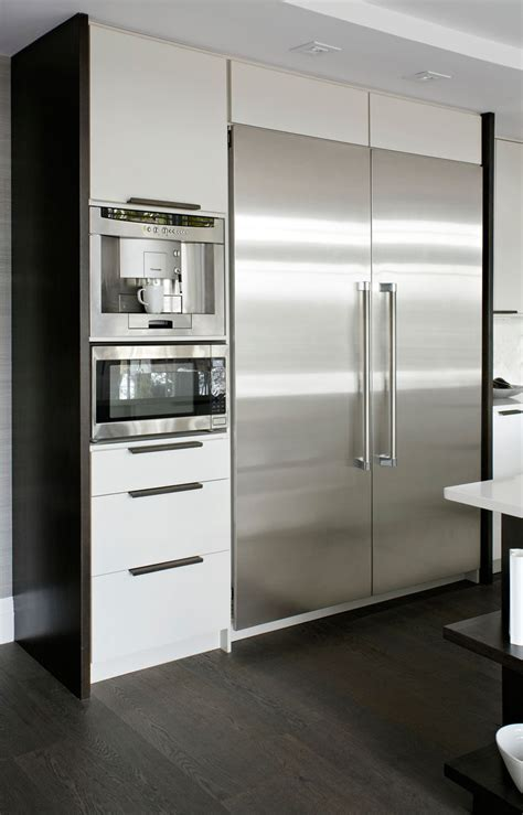 modern built in kitchen cupboards 9 inspirational exles of built in coffee machines