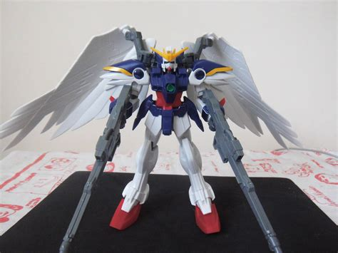 1 144 Hg Chaos Gundam wing gundam zero custom hg 1 144 by mds64 on deviantart