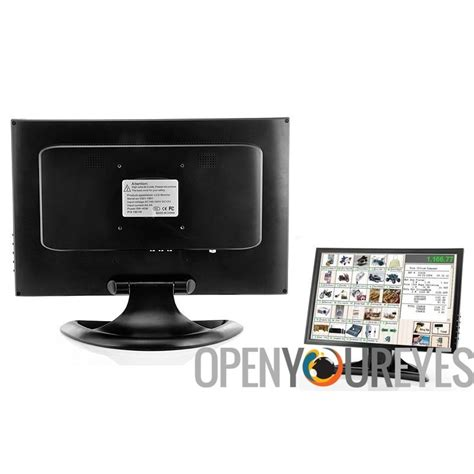 Tv Lcd Hdmi 19 inch lcd touch screen monitor 1440x900 resolution