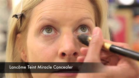 makeup tricks to hide fine lines in forhead make up tips to disguise fine lines and wrinkles youtube