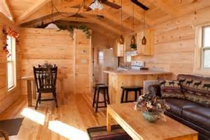 Tiny Home Floorplans Park Model Log Cabin Breckenridge Park Models Chariot