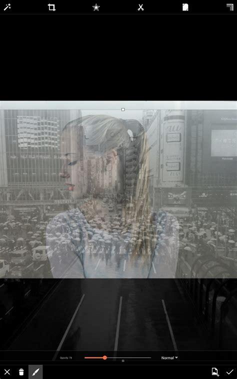 tutorial double exposure menggunakan picsart cara membuat double exposure menggunakan picsart kursus
