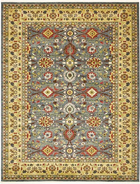 10 X 13 Sisal Rug - blue 10 x 13 kensington rug area rugs esalerugs