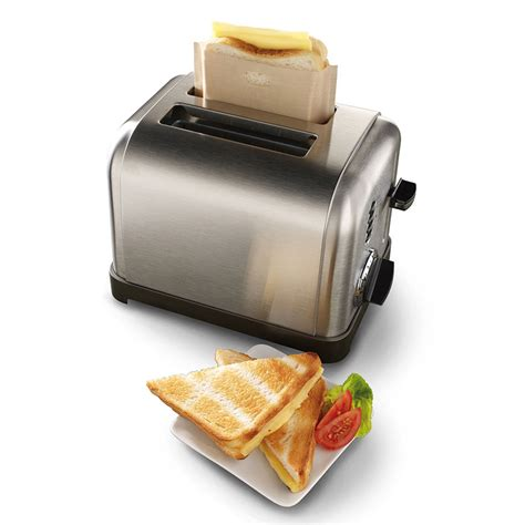 Toaster Oven Grilled Cheese grilled cheese toaster bags the green
