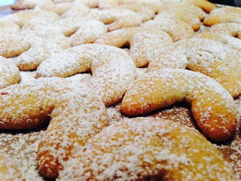 haltbare kuchen backen vanillekipferl und spekulatius backen f 252 r weihnachten