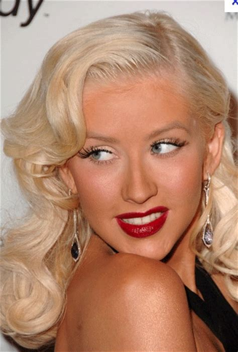forehead wrinkles celebrity 17 best images about xtina style on pinterest pink