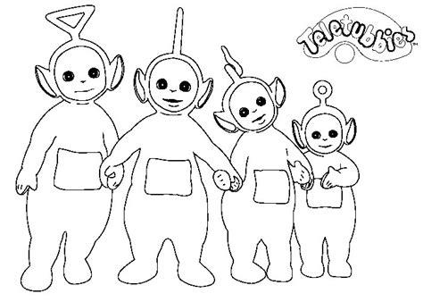 dibujos infantiles para pintar y coloreardibujos para teletubbies para imprimir colorear y pintar colorear y
