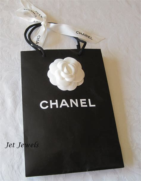 Paperbag Tas Chanel chanel gift bag chanel paper bag black chanel bag coco