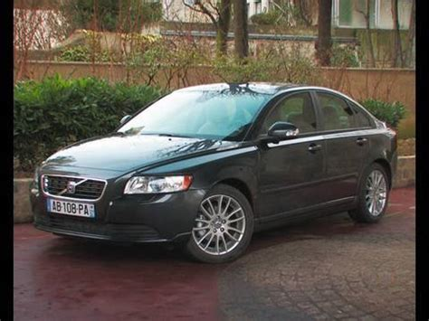 how to fix cars 2010 volvo s40 on board diagnostic system essai volvo s40 2010 youtube