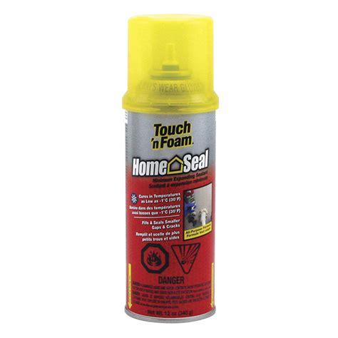 touch n foam quot home seal quot expanding foam sealant r 233 no d 233 p 244 t