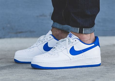 nike air force   og surfaces   game royal
