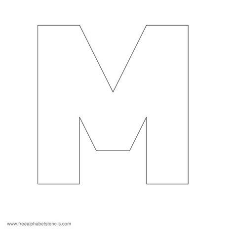 block letter stencils levelings