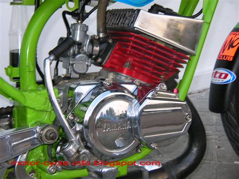 Mesin Motor modifikasi motor rx king airbrush motor modif contest trend motorcycle wallpaper