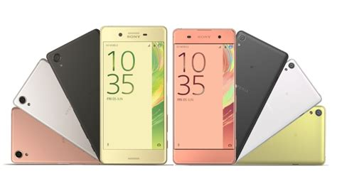 Sony Xperia Xa Dual Xa Premium 2 5d Curved Cover Tempered sony xperia x xperia xa with 5 quot display android 6 0