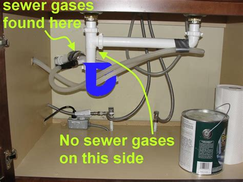 Kitchen Sink Plumbing Installation by The Most Common Dishwasher Installation Defect