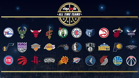 a for all time news all time teams and many more classic teams to debut in nba