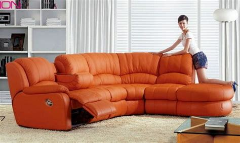 sofa with recliners on each end contemporary leather recliner sofa sofa bed sectionals